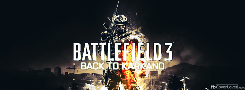 Battlefield 3 Facebook Covers More Video_Games Covers for Timeline