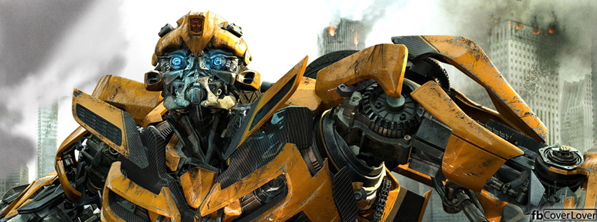 Bumblebee Transformers Facebook Timeline  Profile Covers