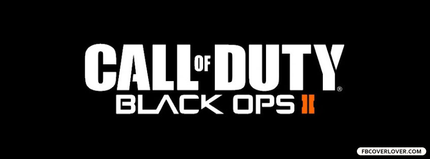 COD Black Ops 2 Facebook Timeline  Profile Covers