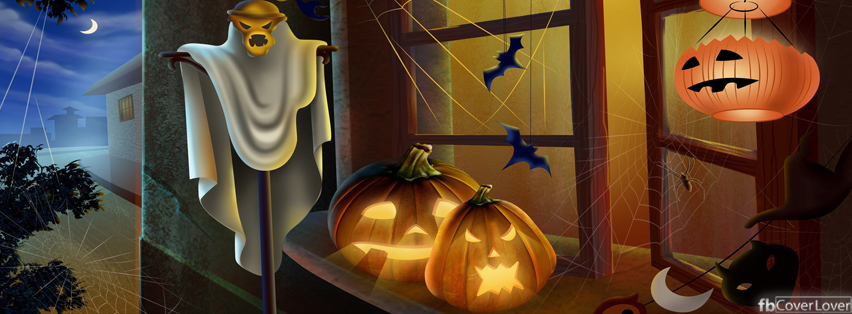 Halloween Decorations Facebook Covers More Holidays Covers for Timeline