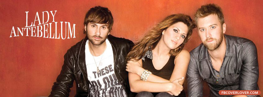 Lady Antebellum Facebook Covers More Music Covers for Timeline