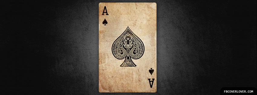 Black Ace Of Spades Facebook Covers More Miscellaneous Covers for Timeline
