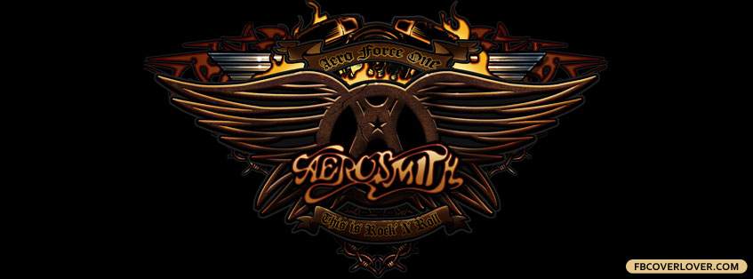 Aerosmith 3 Facebook Covers More Music Covers for Timeline