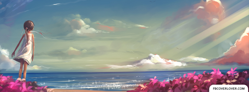 Beautiful Ocean Painting Facebook Covers More Artistic Covers for Timeline