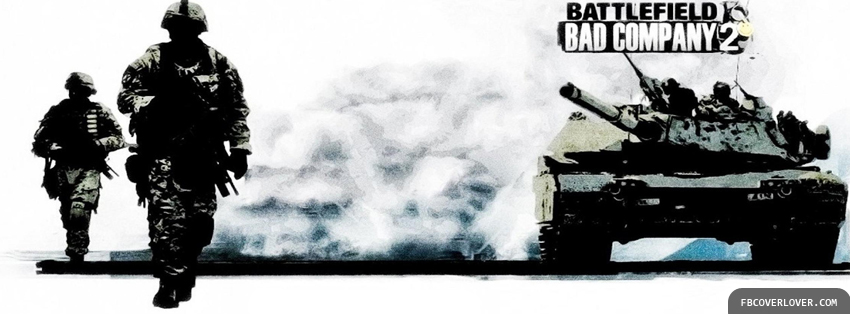 Battlefield Bad Company 2 Facebook Covers More Video_Games Covers for Timeline