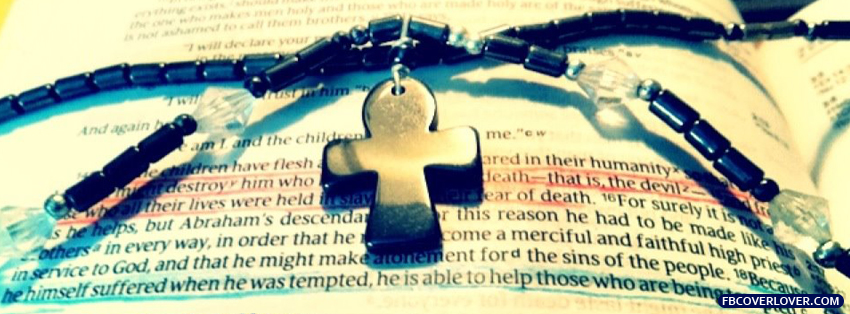 Bible Verse And Necklace Facebook Covers More Religious Covers for Timeline