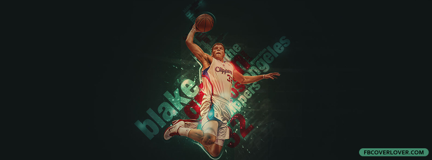 Blake Griffin 2 Facebook Covers More Basketball Covers for Timeline