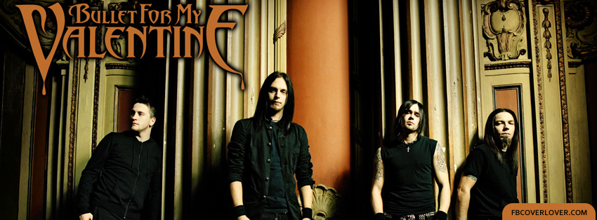 Bullet For My Valentine 4 Facebook Covers More Music Covers for Timeline