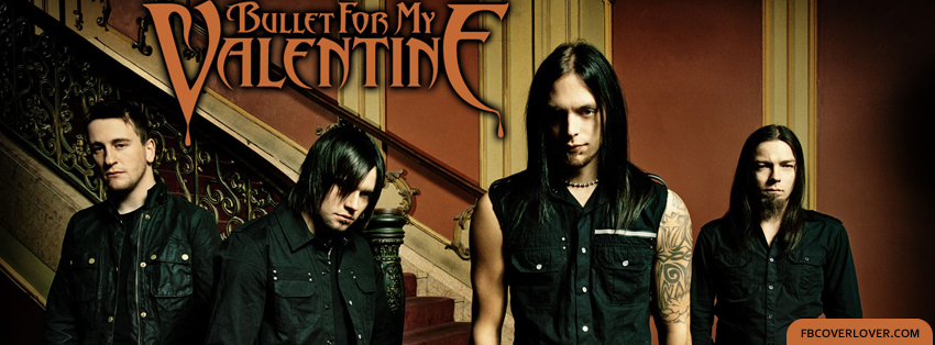 Bullet For My Valentine 5 Facebook Covers More Music Covers for Timeline