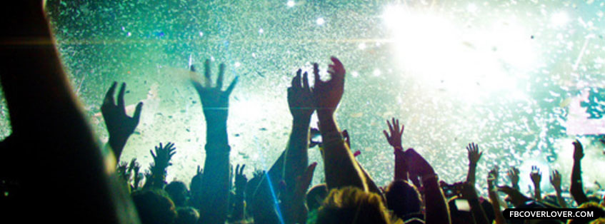 Party All Night Facebook Covers More Music Covers for Timeline