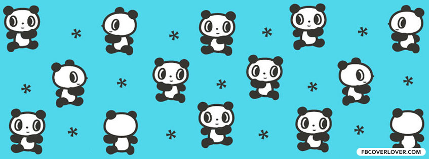 Dancing Panda Facebook Covers More Pattern Covers for Timeline