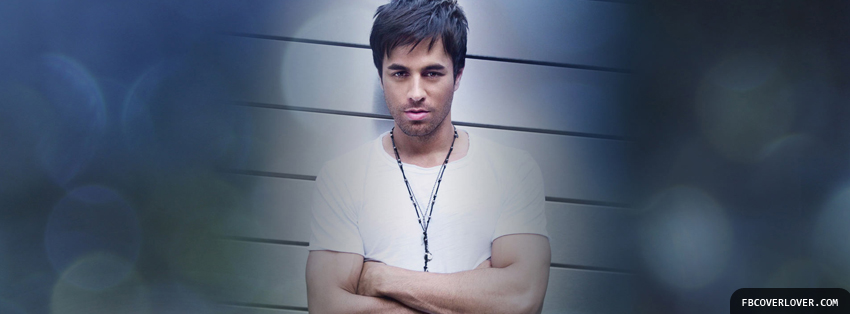enrique iglesias Facebook Timeline  Profile Covers