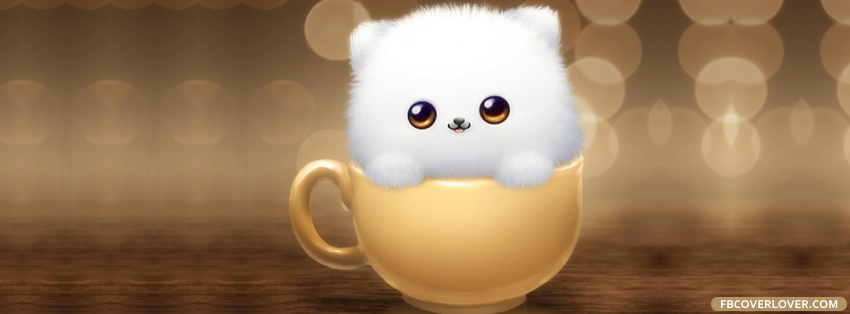 Fluffy In A Cup Facebook Covers More Animals Covers for Timeline