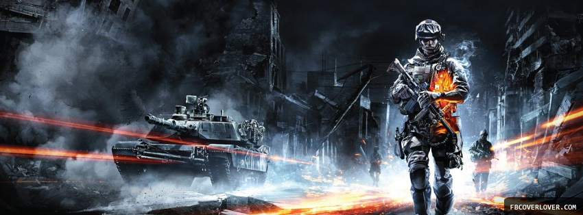 BF3 Facebook Covers More Video_Games Covers for Timeline