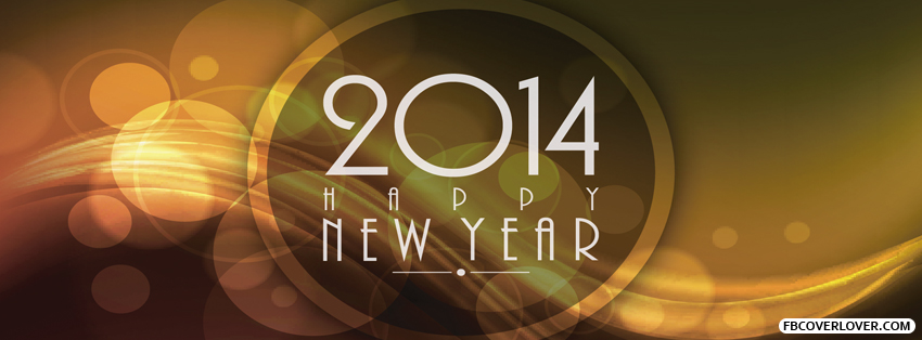 Happy New Year 2014 4 Facebook Covers More Holidays Covers for Timeline