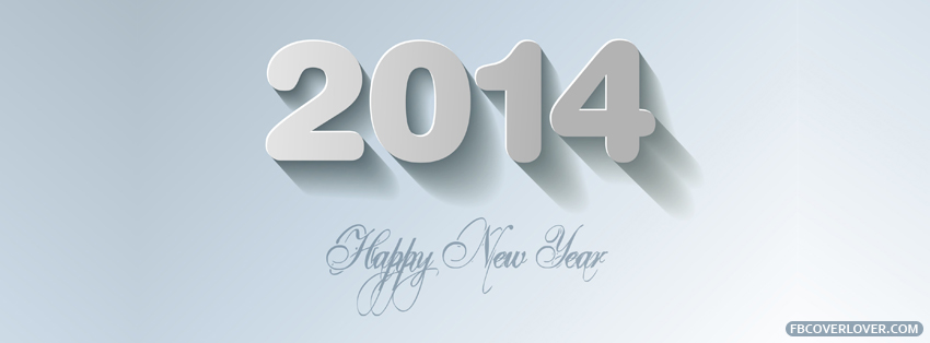 Happy New Year 2014 8 Facebook Covers More Holiday Covers for Timeline
