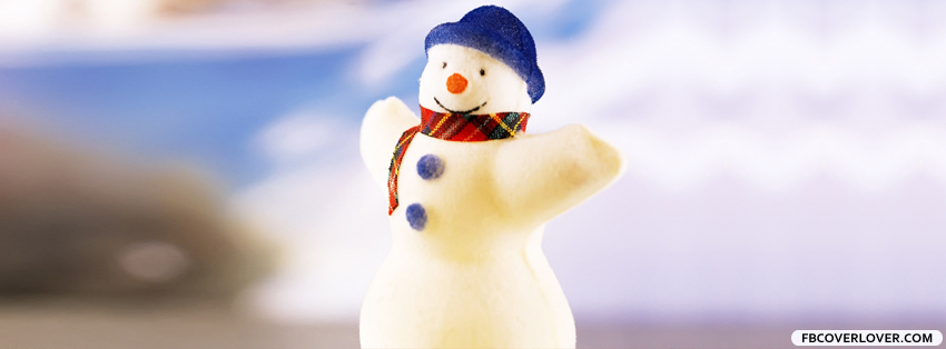 Happy Snowman Hug Facebook Covers More Seasonal Covers for Timeline