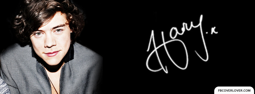 Harry Styles Facebook Covers More Celebrity Covers for Timeline