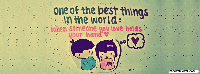 Holding Hands Facebook Covers More love Covers for Timeline
