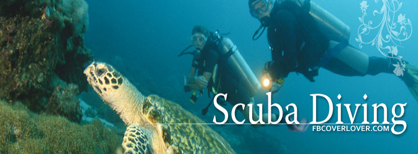 Scuba Diving Facebook Covers More Summer_Sports Covers for Timeline