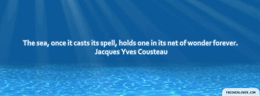 Scuba Diving Quote Facebook Covers More Summer_Sports Covers for Timeline