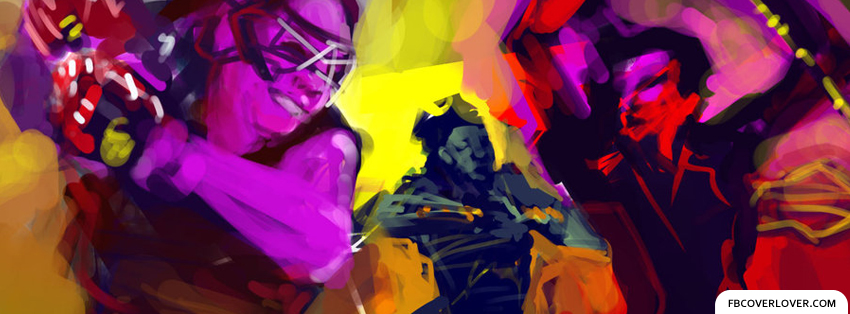 Lacrosse Painting Facebook Covers More Artistic Covers for Timeline