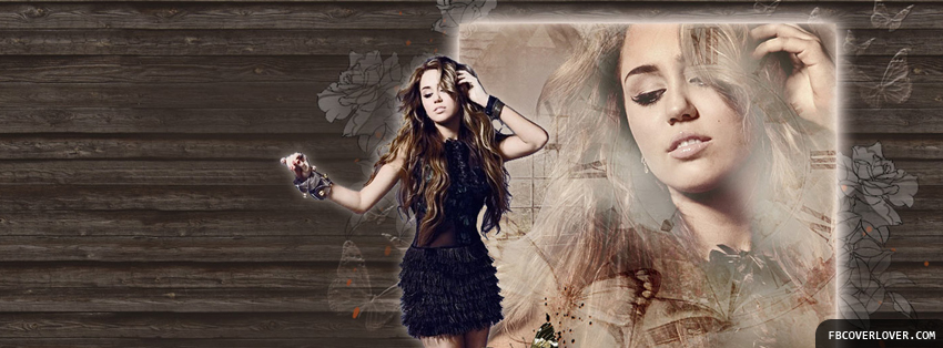 Miley Cyrus Facebook Covers More Celebrity Covers for Timeline