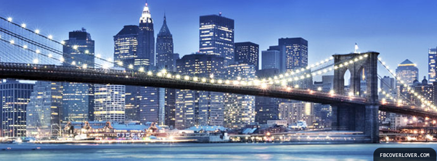 Brooklyn Bridge Facebook Covers More Nature_Scenic Covers for Timeline