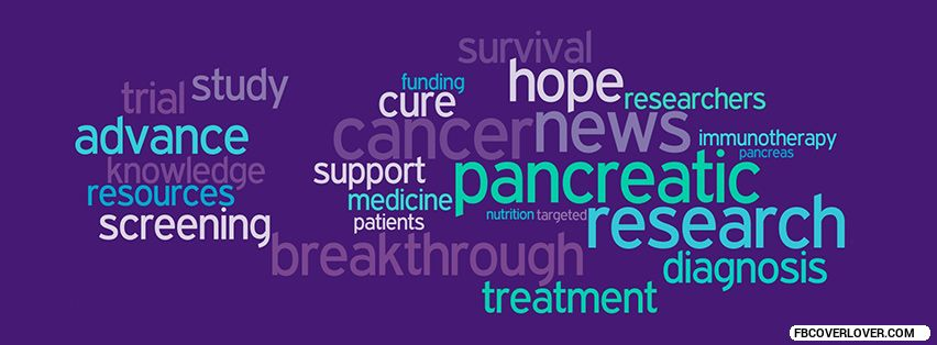 Pancreatic Cancer Awareness Facebook Covers More causes Covers for Timeline