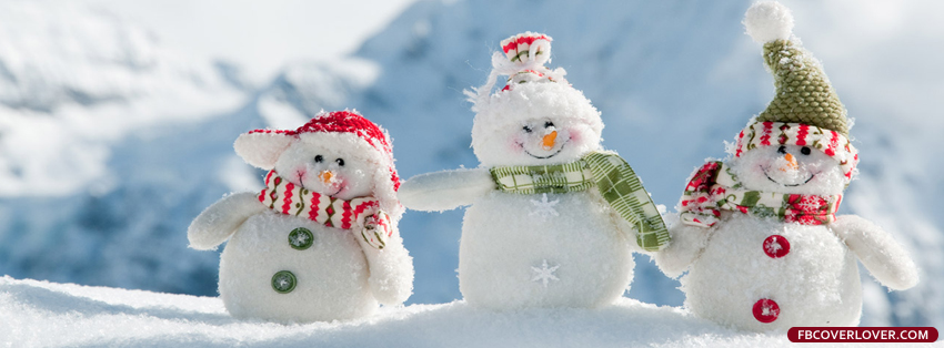 Snow Friends Facebook Covers More Cute Covers for Timeline
