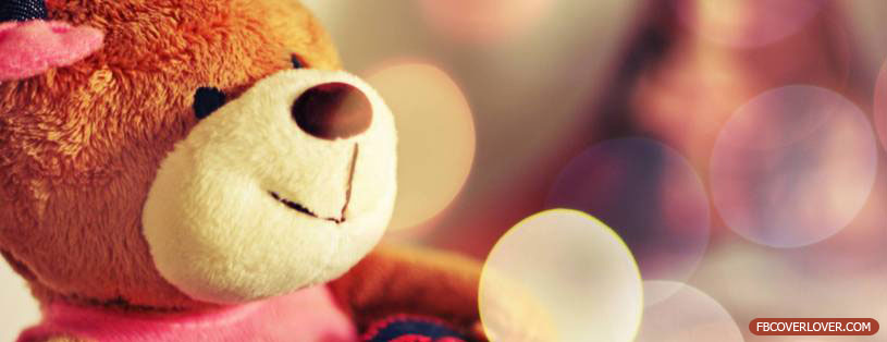 Teddy Bear Facebook Covers More cute Covers for Timeline