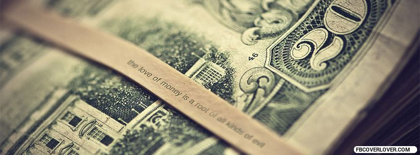 The Love Of Money Facebook Timeline  Profile Covers
