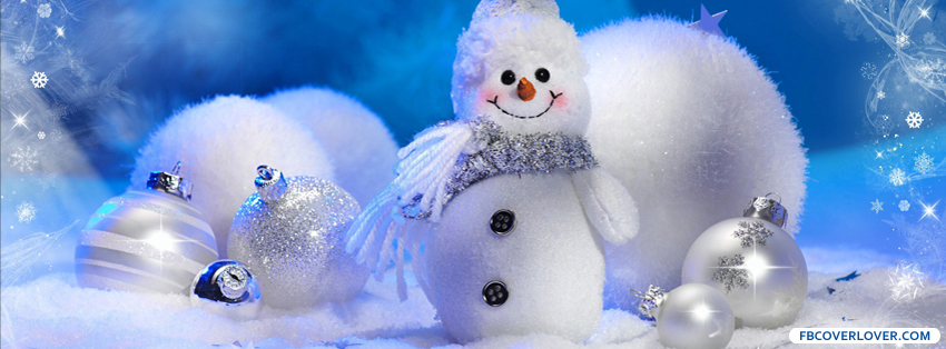 Cute Snowman 2 Facebook Covers More Seasonal Covers for Timeline