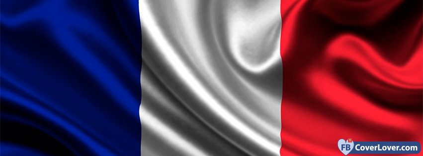 French Flag Floating