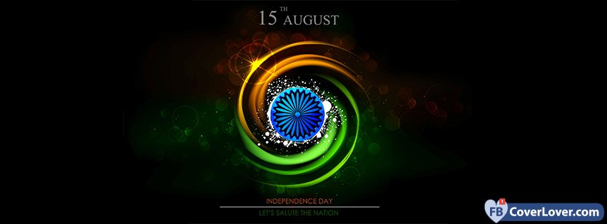 15th August Happy Independence Day India