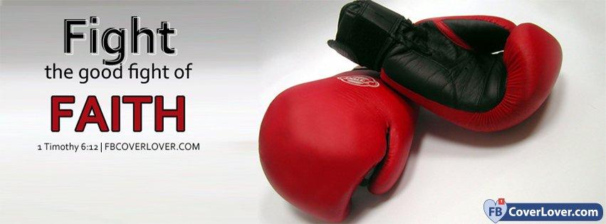 Fight for Faith 1tim 6 12