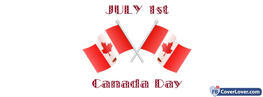 1st July Canada Day