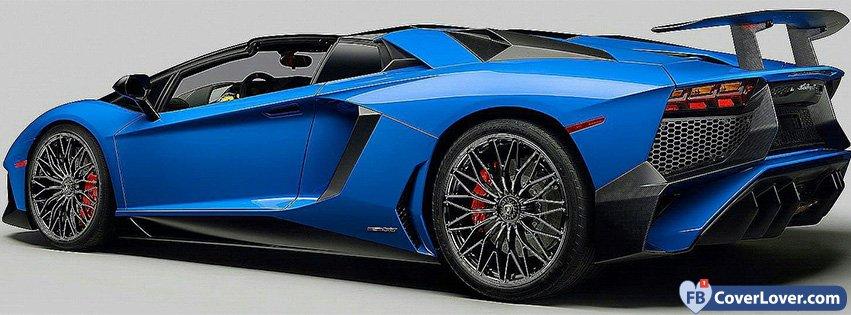 2016 Lamborghini Aventador Superveloce Roadster