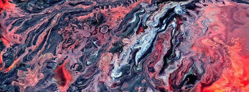 Abstract Artistic Magma