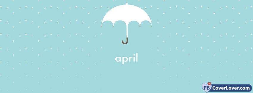 April Umbrella Rain