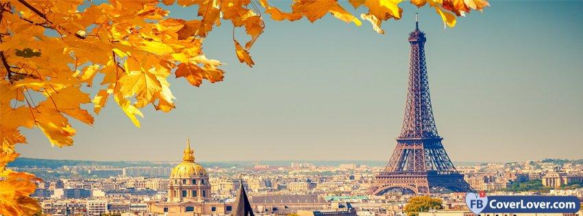 Auntumn In Paris