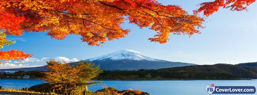 Autumn Mount Fuji 2