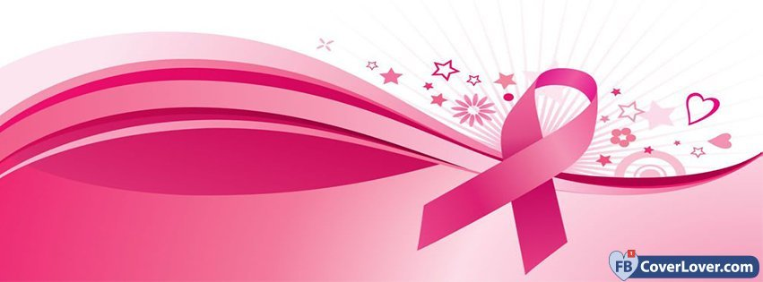 Breast Cancer Awareness And Causes Facebook Cover Maker Fbcoverlover