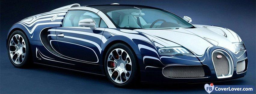 Bugatti Veyron Grand Sport Car