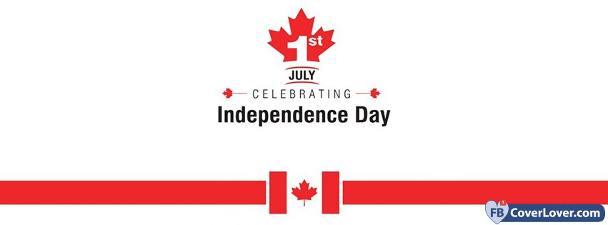 Celebrating Independence Day Canada
