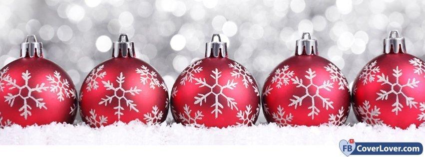 Christmas Snowballs Ornement