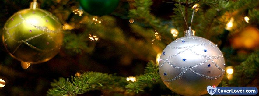 Christmas Tree Ornaments Lights