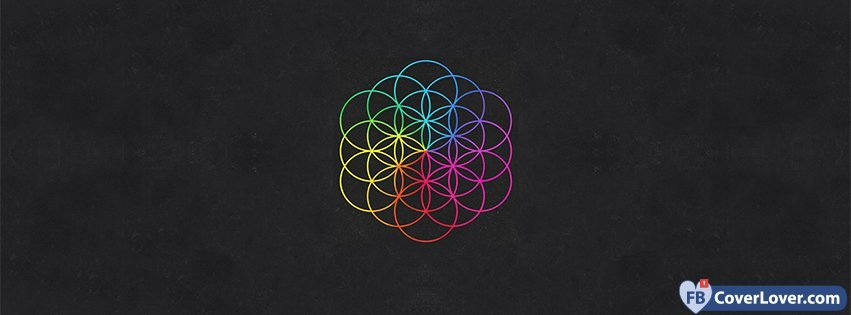 Coldplay A Head Full Of Dreams Music Facebook Cover Maker