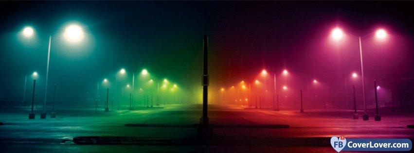 Colorful Parking Lights