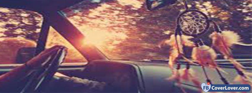 Dreamcatcher In A Car